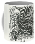 Crazy Spiral Coffee Mug
