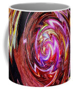 Crazy Swirl Art Coffee Mug