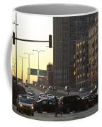Crazy Traffic Coffee Mug