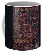Crazynumbers Coffee Mug