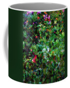 Crazyquilt Garden Coffee Mug