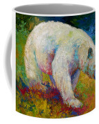 Creamy Vanilla - Kermode Spirit Bear Of Bc Coffee Mug