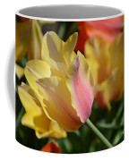 Creamy Yellow Tulip Coffee Mug