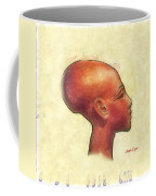 Created Mankind In His Own Image Coffee Mug