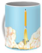 Creative Takeoff Coffee Mug