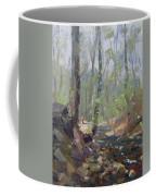 Creek At Lockport Natural Trail Coffee Mug