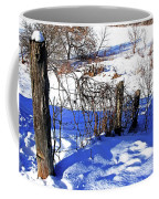 Creek Fenceline Coffee Mug