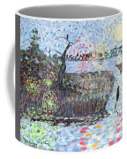 Creek Impressions #2 - Nocturne  Coffee Mug