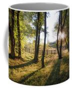 Creeper Sunset Coffee Mug