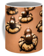 Creepy Crawly Spider Bites. Halloween Food Coffee Mug