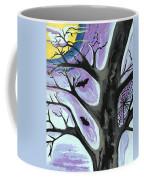 Creepy Night Coffee Mug