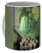 Creme De Menthe With Grapes Coffee Mug