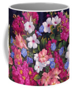 Crepe Myrtle And Roses  Coffee Mug