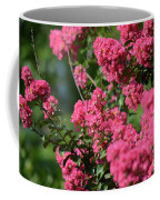 Crepe Myrtle Blossoms 2 Coffee Mug
