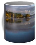 Crescent Beach Reflections Coffee Mug