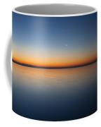 Crescent Moon Dawn Coffee Mug