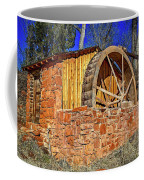 Crescent Moon Ranch Water Wheel Coffee Mug