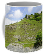 Cressbrook Dale Opposite To Tansley Dale Coffee Mug