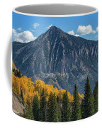 Crested Butte Mountain Coffee Mug