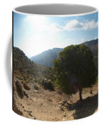 Crete Inland View Coffee Mug