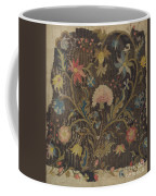 Crewel Embroidery For Chair Seat Coffee Mug