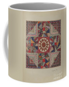 Crib Coverlet Coffee Mug