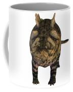 Crichtonsaurus On White Coffee Mug