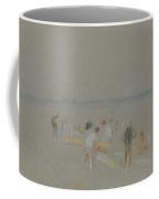 Cricket On The Goodwin Sands Coffee Mug