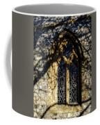 Cricket St Thomas Church Window Coffee Mug