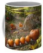 Crime Scene Coffee Mug