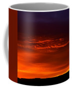Crimson Dawn  Coffee Mug