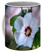 Crimson-eyed Rosemallow Coffee Mug