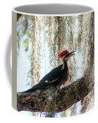 Crimson Highlights Coffee Mug