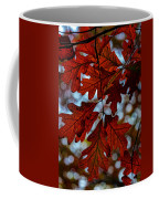 Crimson Oak Coffee Mug