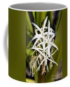 Crinum Spiderlily Flower Coffee Mug