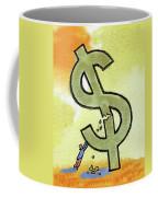 Crisis And Money Coffee Mug