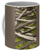 Criss Cross Coffee Mug