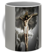 Crista En 3d Coffee Mug
