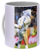 Cristiano Ronaldo 5 Coffee Mug