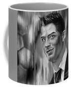 Cristiano Soccer Player 01 Coffee Mug