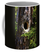 Critter Home Coffee Mug