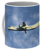 Croatia Airlines Bombardier Dash 8 Q400 Coffee Mug