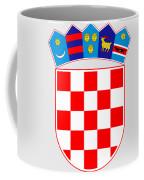 Croatia Coat Of Arms Coffee Mug