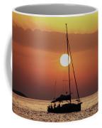 Croatian Sunset Coffee Mug