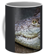 Crocodile Eye Coffee Mug