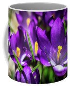 Crocus Amongst Us Coffee Mug