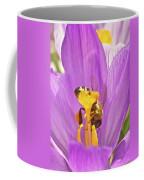 Crocus And The Bee Coffee Mug
