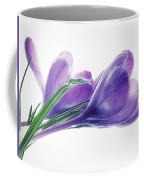 Crocuses - Impressions Coffee Mug