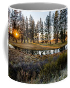 Crooked Creek Sunset Coffee Mug