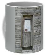 Crooked Door Coffee Mug